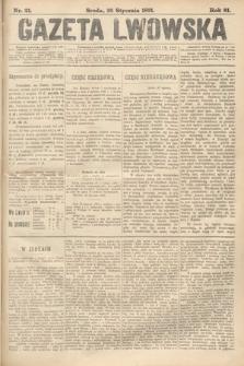 Gazeta Lwowska. 1891, nr 21