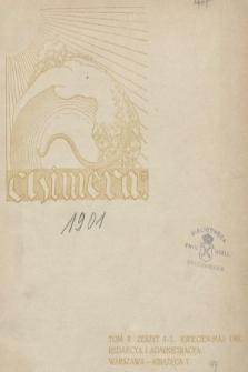 Chimera. T.2, 1901, z.4-5