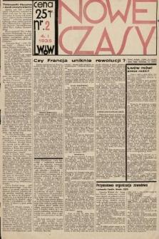 Nowe Czasy. 1935, nr2