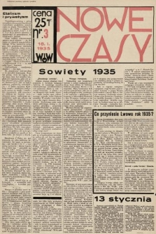 Nowe Czasy. 1935, nr3