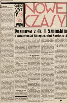 Nowe Czasy. 1935, nr13