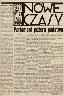 Nowe Czasy. 1935, nr21