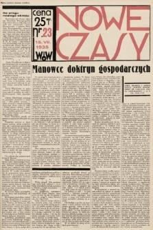 Nowe Czasy. 1935, nr23
