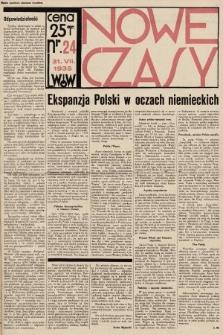 Nowe Czasy. 1935, nr24