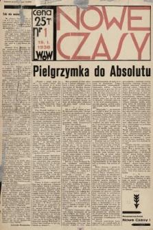 Nowe Czasy. 1936, nr1