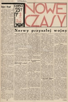 Nowe Czasy. 1936, nr3