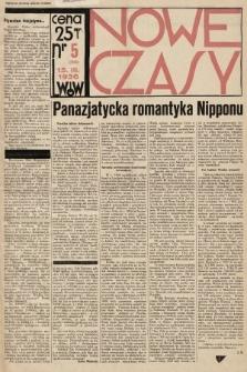 Nowe Czasy. 1936, nr5