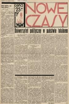 Nowe Czasy. 1936, nr6