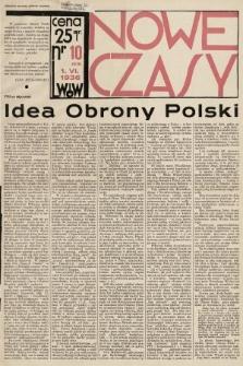 Nowe Czasy. 1936, nr10