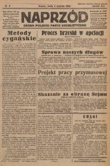Naprzód : organ Polskiej Partji Socjalistycznej. 1933, nr3