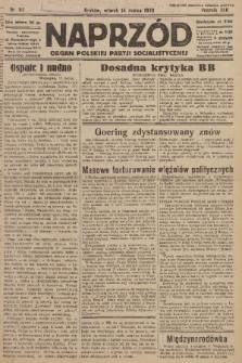 Naprzód : organ Polskiej Partji Socjalistycznej. 1933, nr60