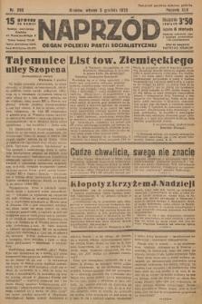 Naprzód : organ Polskiej Partji Socjalistycznej. 1933, nr280