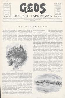 Głos Literacki i Społeczny. 1900, nr11