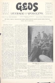 Głos Literacki i Społeczny. 1900, nr15
