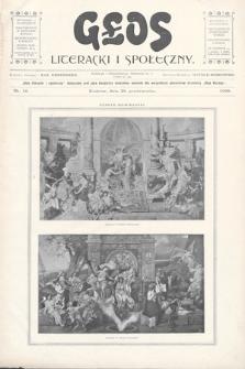 Głos Literacki i Społeczny. 1900, nr16