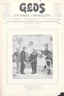 Głos Literacki i Społeczny. 1900, nr18