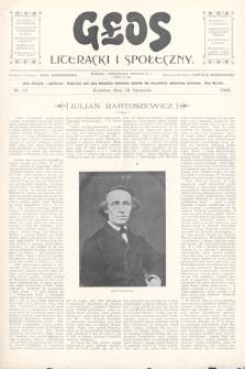 Głos Literacki i Społeczny. 1900, nr19