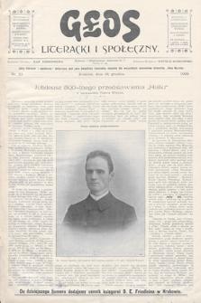 Głos Literacki i Społeczny. 1900, nr23