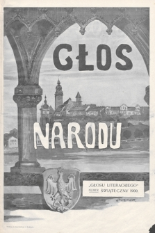 Głos Literacki i Społeczny. 1900, nr24