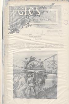 Głos Literacki i Społeczny. 1901, nr1