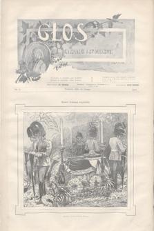 Głos Literacki i Społeczny. 1901, nr6