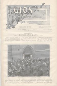 Głos Literacki i Społeczny. 1901, nr11