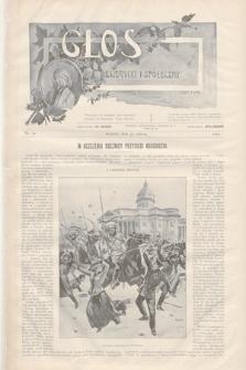 Głos Literacki i Społeczny. 1901, nr13