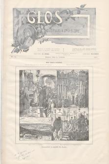 Głos Literacki i Społeczny. 1901, nr15