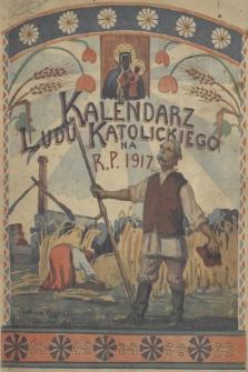 Kalendarz Ludu Katolickiego : na rok pański 1917