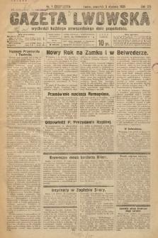 Gazeta Lwowska. 1935, nr1