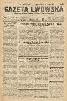 Gazeta Lwowska. 1935, nr7