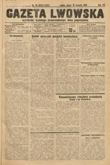 Gazeta Lwowska. 1935, nr14