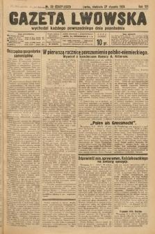 Gazeta Lwowska. 1935, nr22