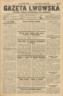 Gazeta Lwowska. 1935, nr27