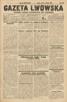 Gazeta Lwowska. 1935, nr29