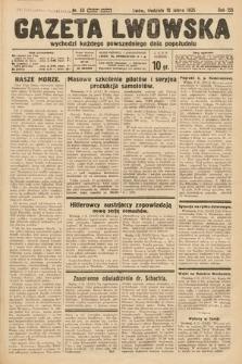 Gazeta Lwowska. 1935, nr33