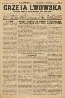 Gazeta Lwowska. 1935, nr39