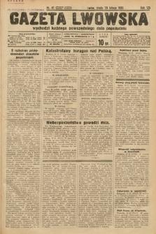 Gazeta Lwowska. 1935, nr41