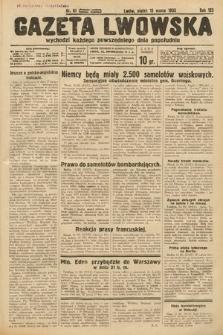 Gazeta Lwowska. 1935, nr61