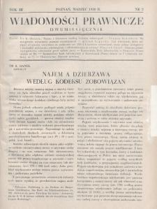 Wiadomości Prawnicze. 1938, nr2