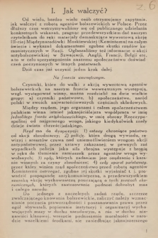 Walka z Bolszewizmem. 1927, nr6
