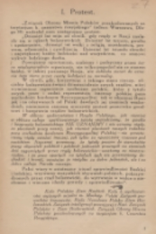 Walka z Bolszewizmem. 1927, nr7