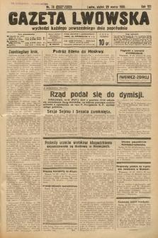 Gazeta Lwowska. 1935, nr73