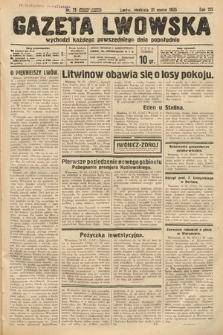 Gazeta Lwowska. 1935, nr75