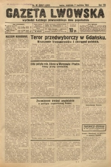 Gazeta Lwowska. 1935, nr81