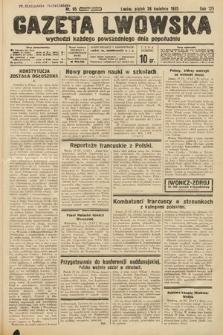 Gazeta Lwowska. 1935, nr95