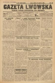Gazeta Lwowska. 1935, nr96
