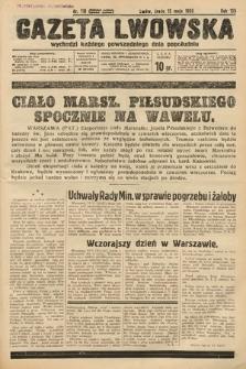 Gazeta Lwowska. 1935, nr110