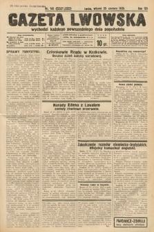 Gazeta Lwowska. 1935, nr142