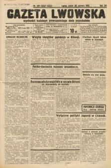 Gazeta Lwowska. 1935, nr145